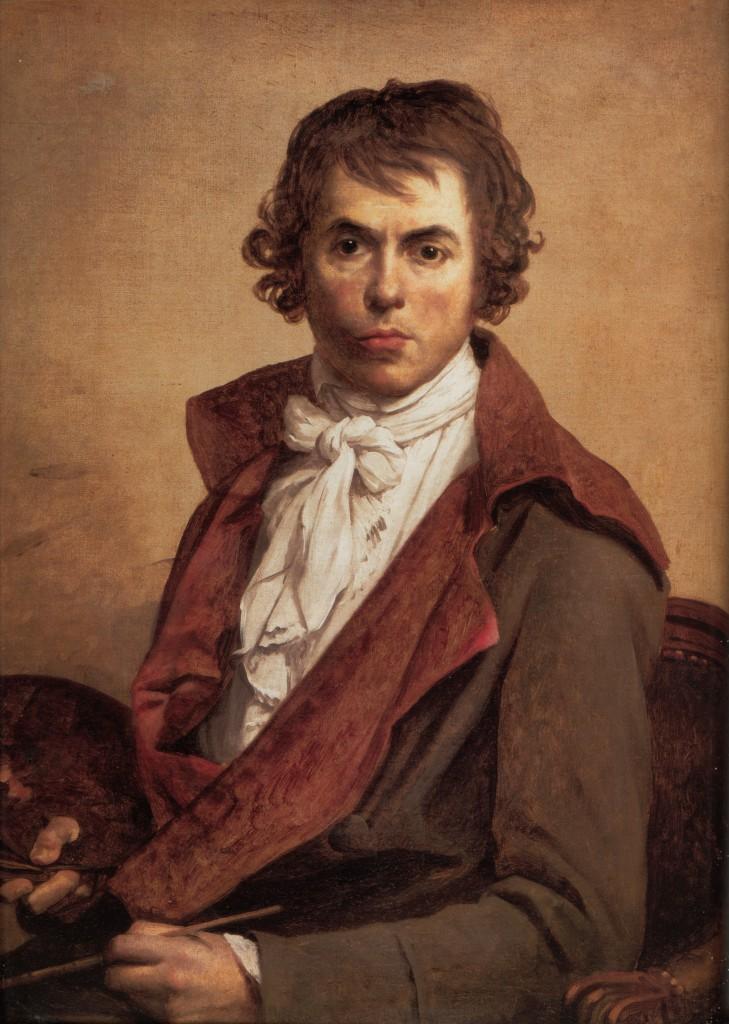 David autoportrait