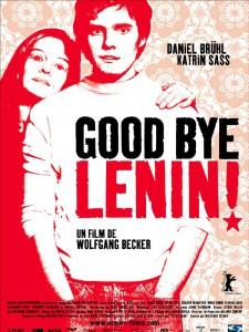 affiche du film Good Bye Lenin