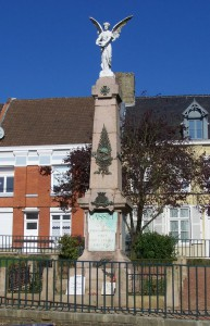 monument aux morts de Cassel
